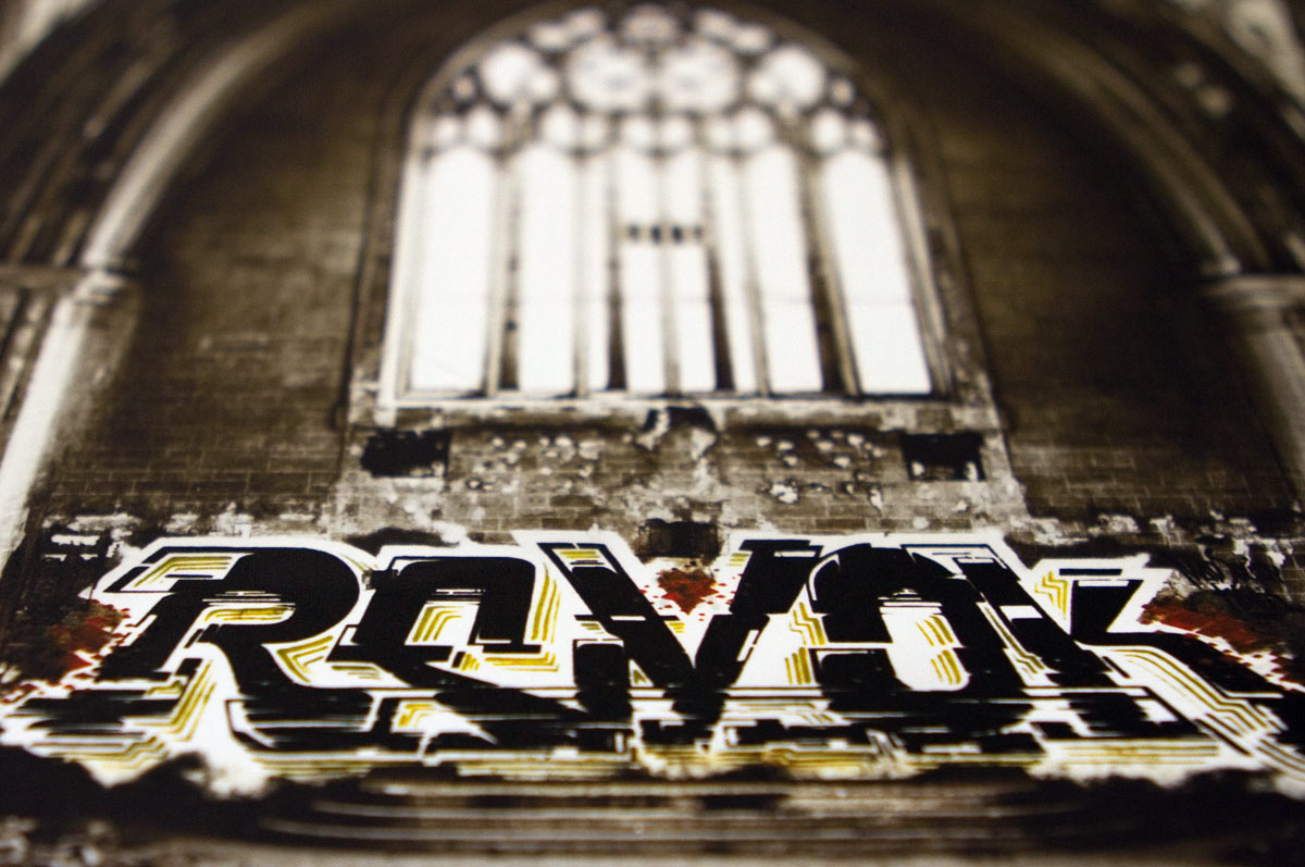 Revok Graffiti Tag